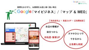 グーグルマイビジネス グーグルマップ MEO