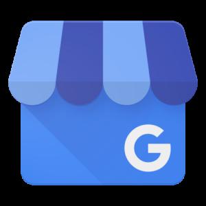 Googleマイビジネスのロゴ