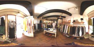 早良区 l'aube さんの店内360度写真