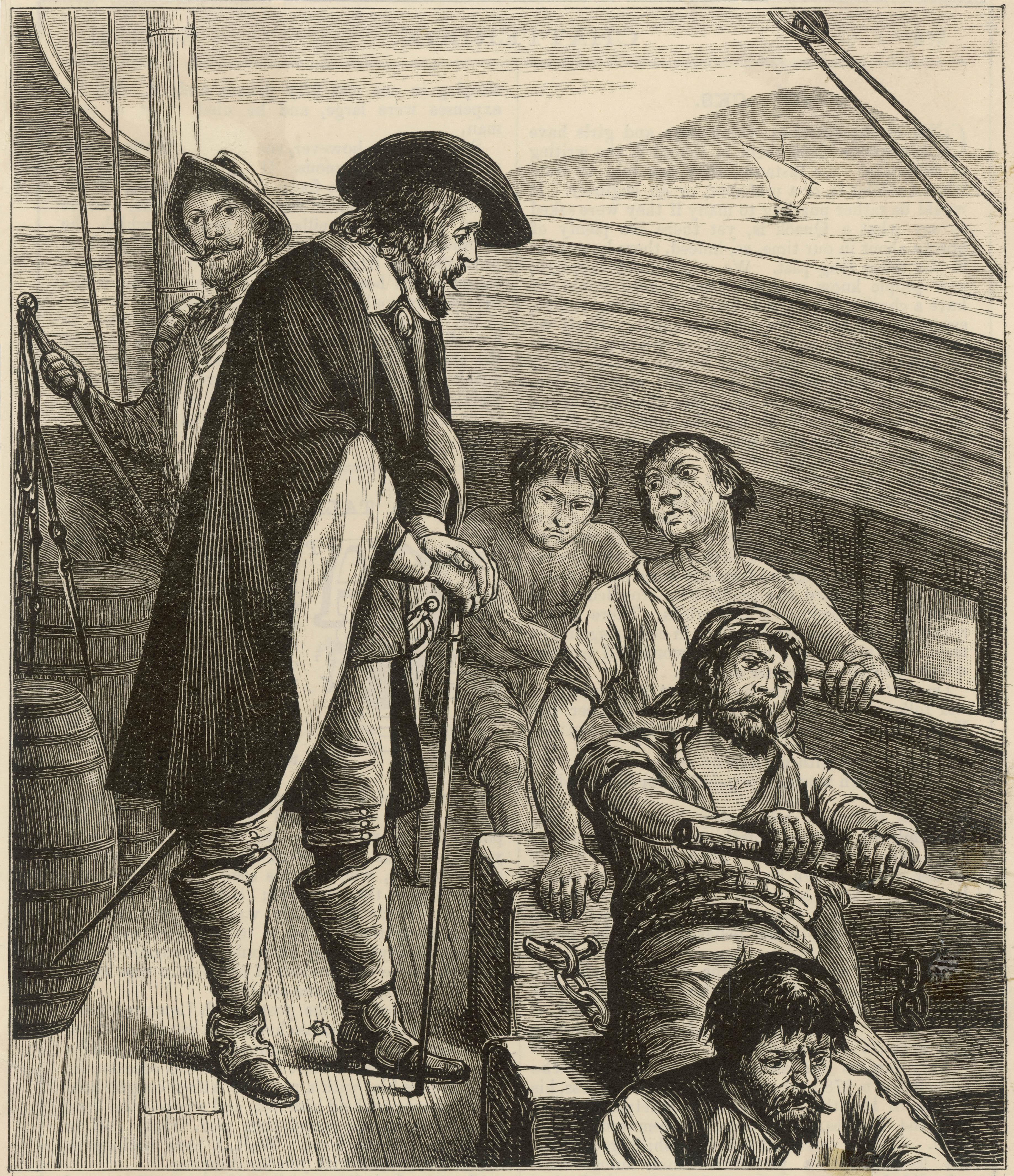 ガレー船の奴隷=中小企業の求人